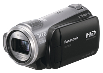 Видеокамера Panasonic HDC-SD9